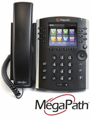 Polycom IP Phones Compatible with Megapath Hosted PBX