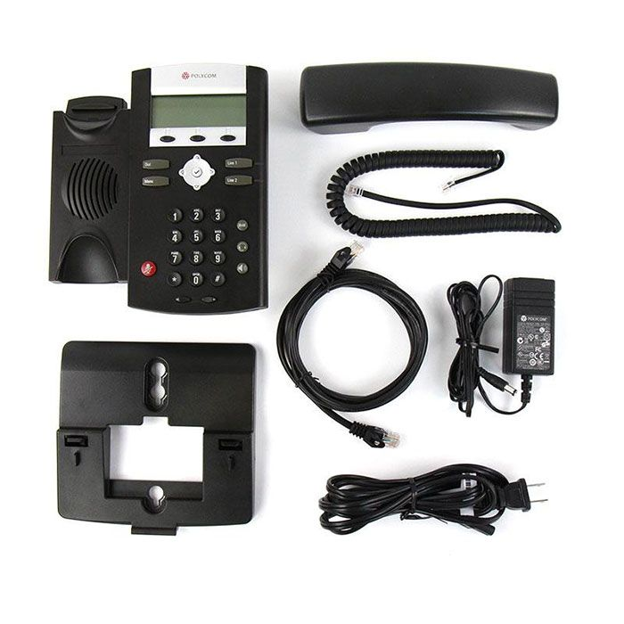 Polycom SoundPoint IP 320 w/AC Adapter (2200-12320-001)
