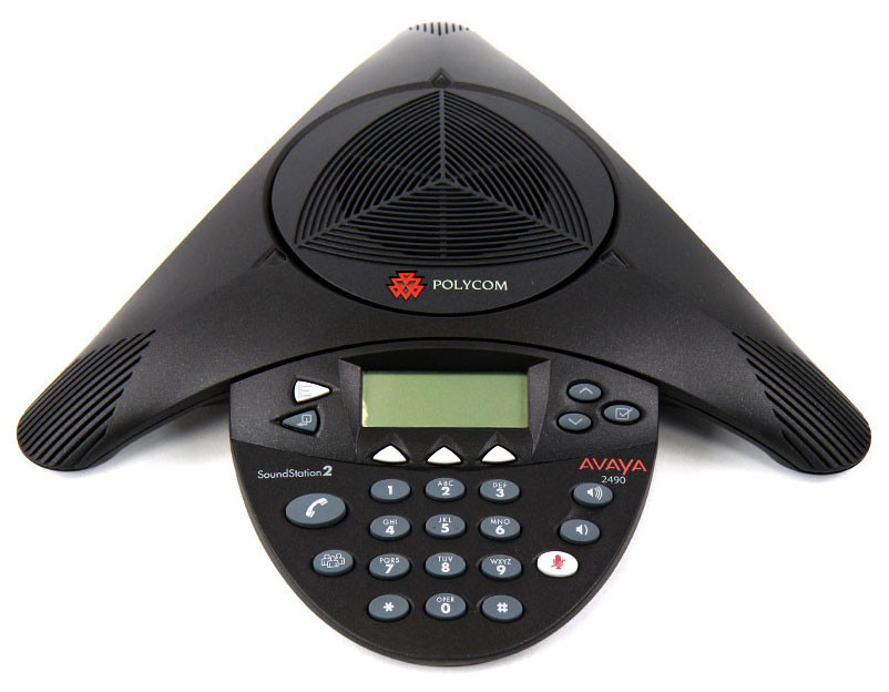 Polycom SoundStation 2 Avaya 2490 (2305-16375-001)