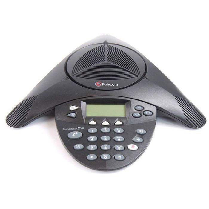 Polycom SoundStation 2W DECT 6.0 (2200-07880-160)