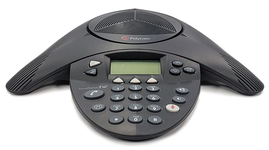 Polycom SoundStation 2W EX DECT 6.0 (2200-07800-160)