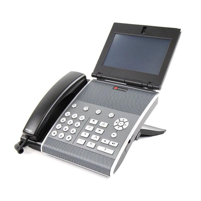 Polycom VVX 1500D Business Media Phone (2200-18064-025)