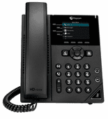 Polycom VVX 250 Business IP Phone (2200-48820-025)