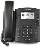 Polycom VVX 300 Business Media Phone (2200-46135-025)