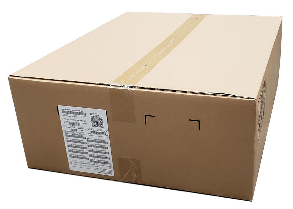 Polycom VVX 311 Business Media Phone - Master Carton (10 pack)