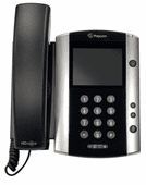 Polycom VVX 501 Business Media Phone (2200-48500-025)