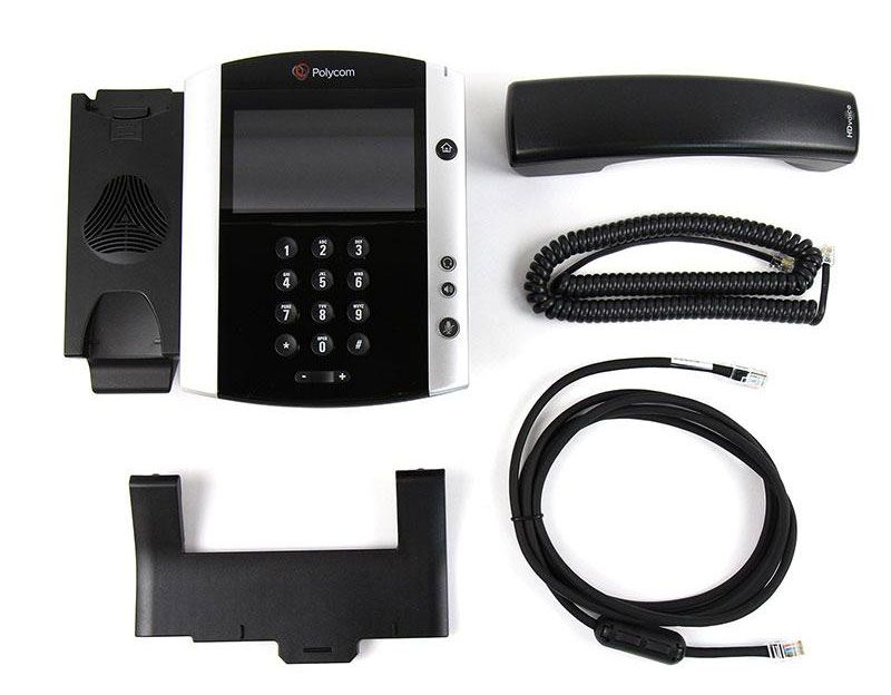 Polycom VVX 601 Business Media Phone (2200-48600-025)