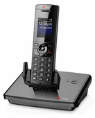 Polycom VVX D230 Wireless Handset with Base Station (2200-49230-001)