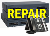 Repair: Avaya IP Office Components and Telephones