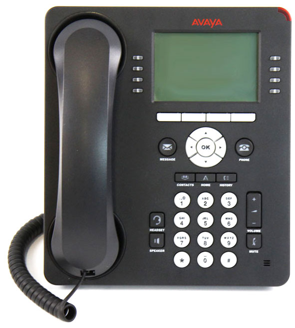 Repair: Avaya Digital Phone