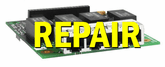 Repair: Avaya IP400 Trunk Interface Cards and Voice Compression Modules