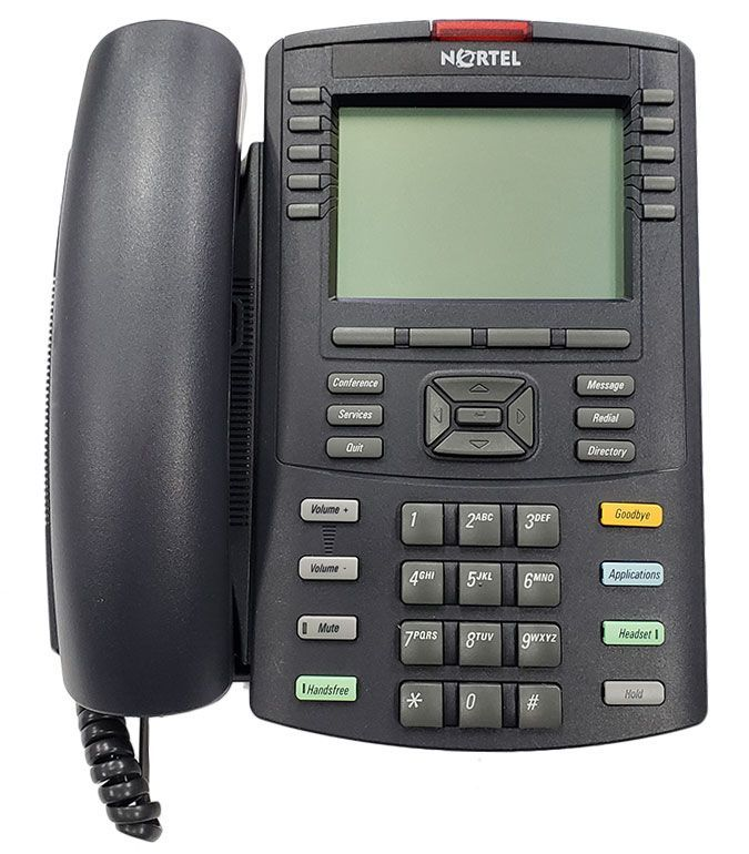 Repair: Nortel IP Telephone