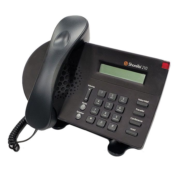 Shoretel 210 IP Phone (10146, 10154)