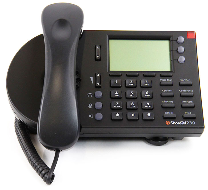 ShoreTel 230 IP Phone Grade B