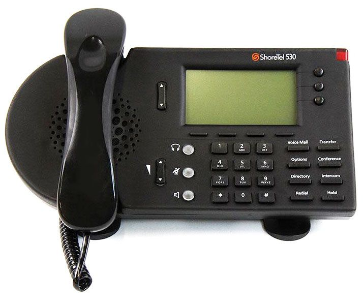 ShoreTel 530 IP Phone