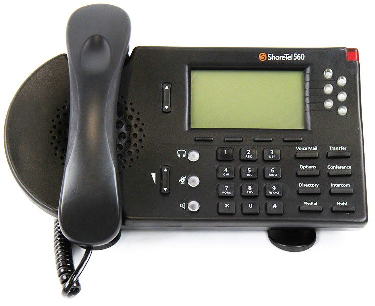 ShoreTel 560 IP Phone Grade B