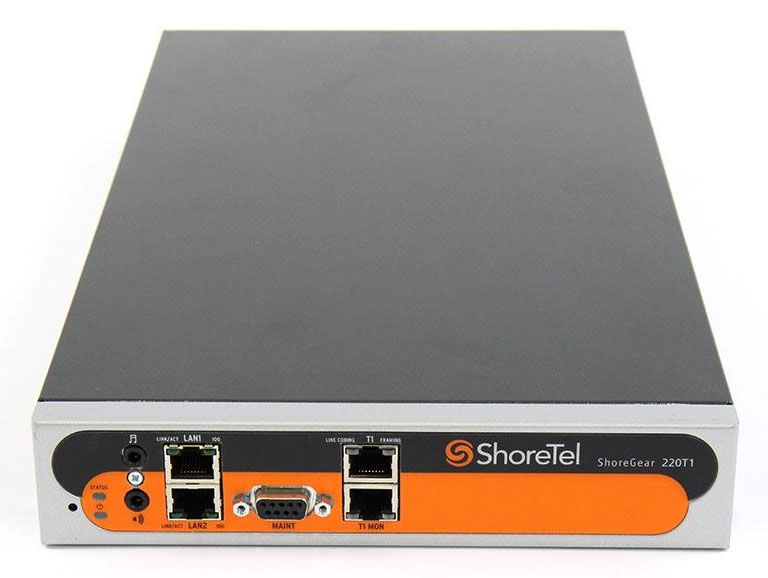 ShoreTel Shoregear 220T1 Voice Switch (SG-220T1)