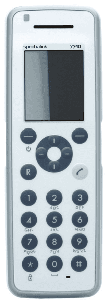 Spectralink 7740 Wireless Handset (02551000)