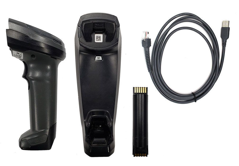 Zebra DS8178-SR Wireless Barcode Scanner Kit (DS8178-SR7U2100SFW)
