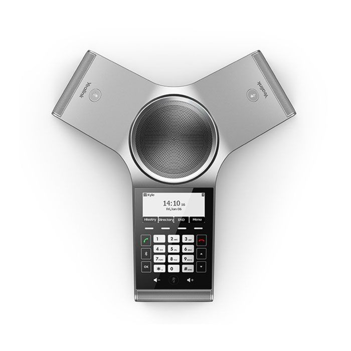 Yealink CP930WP Wireless Conference Phone (CP930WP, CP930W-BASE)