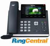 Yealink IP Phone Models Compatible with RingCentral