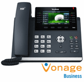 Yealink IP Phones Compatible with Vonage Business