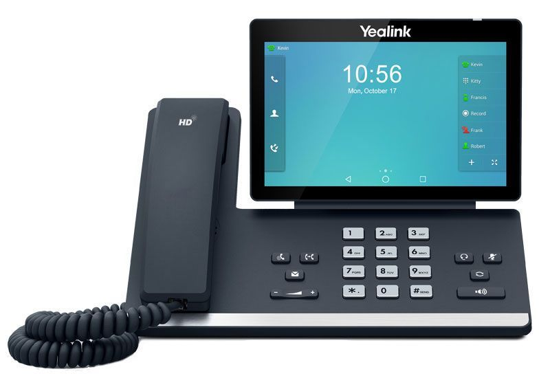 Yealink SIP-T56A Skype for Business Edition IP Phone