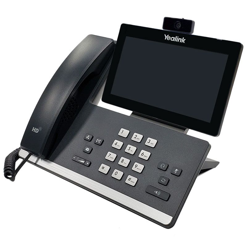 Yealink SIP-T58V Video IP Phone (SIP-T58A w/Camera)