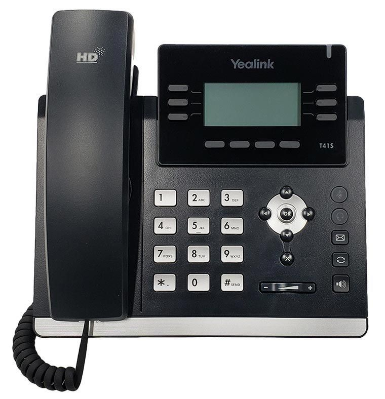 Yealink T41S Skype for Business Edition IP Phone