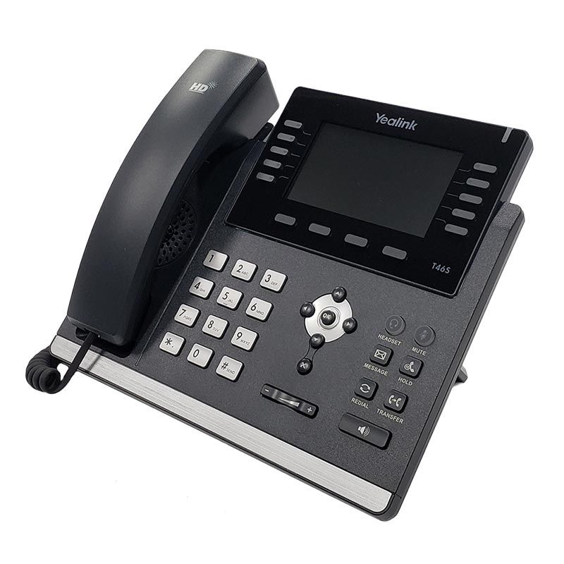 Yealink T46S Skype for Business Edition IP Phone
