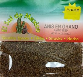 Anis en Grano - Anise Seeds
