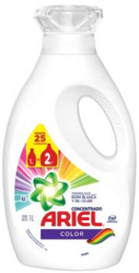 Ariel Color Liquido Concentrado Rinde el Doble
