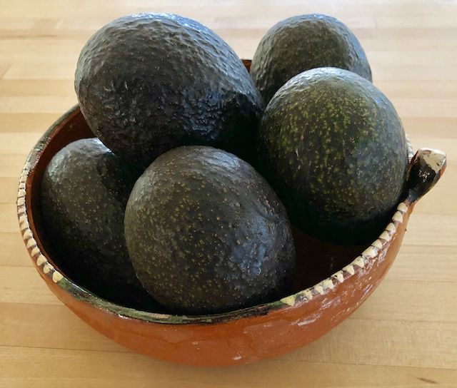 Avocados - Large Fresh Mexican Hass Avocado - Aguacates - 5 ct5 ct