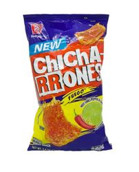 Barcel Chicharrones FUEGO (Pack of 3)