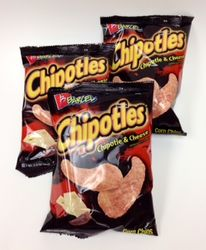 Barcel Chipotles - Chipotle and Cheese (Pack of 3)