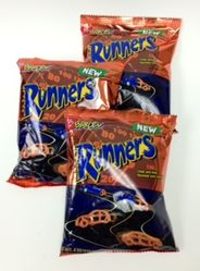 Barcel Runners Chile and Lime Corn Snacks (Pack of 3)