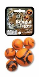 Bengal Tiger Marbles Game Net (Canicas)