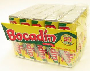 Bocadin Chocolates by Ricolino