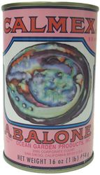 CALMEX Abalone Canned