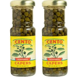 CENTO Capers Nonpareil (Pack of 2)