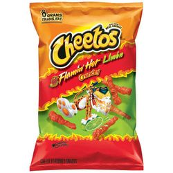 Cheetos Brand Flamin' Hot Limon Crunchy (Pack of 3)