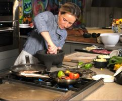 CHEF ANA MARTORELL LIVE MEXICAN COOKING CLASSES
