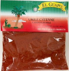 Chile Cayenne Ground Pepper