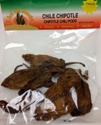 Chile Chipotle Dried Chile Pepper
