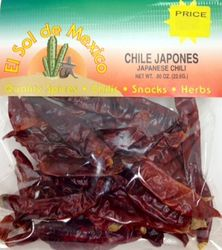 Chile Japones by El Sol de Mexico