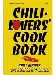 Chili-Lovers Cook Book by Al and Mildred Fischer