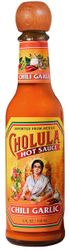 Cholula Hot Sauce with Garlic