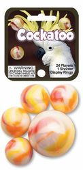 Cockatoo Marbles Game Net (Canicas)