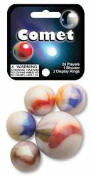 Comet Marbles Game Net (Canicas)
