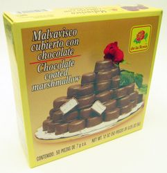 De la Rosa Chocolate Covered Marshmallow